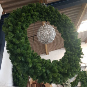 1.8m HD Wreath