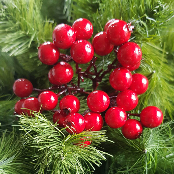 berry bunch decoration