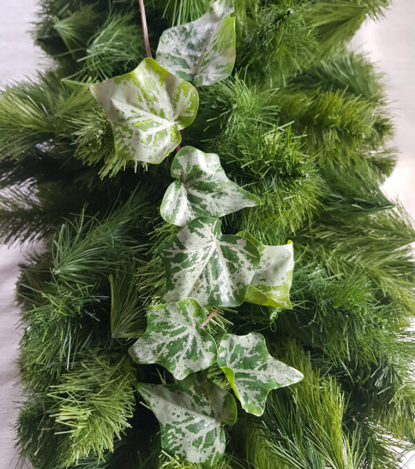 ivy sprig for christmas garland